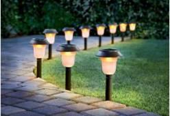Tổng hợp đèn sân vườn trang trí đẹp nhất