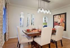 Đèn thả nghệ thuật trang trí phòng ăn đơn thuần