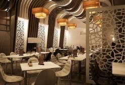 Tư vấn cách chọn đèn trang trí cho nhà hàng