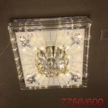 Đèn mâm pha lê 7756/600