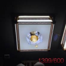 Đèn mâm pha lê 1399/600