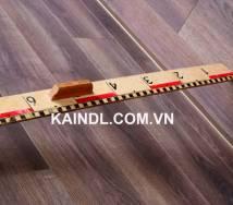 Phòng khách nên lựa chọn sàn gỗ như thế nào?