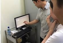 Bàn Giao máy đo niệu dòng đồ cho BV Đại Học Y Dược Cần Thơ