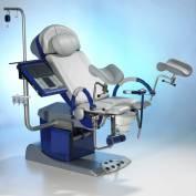 Hệ thống máy đo niệu động học Ellipse chair