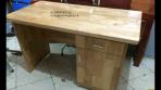 bàn vi tính gỗ tự nhiên 120x60 gỗ cao su