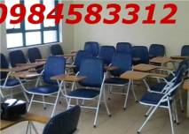 ghế kèm tay viết học tiếng anh GTV02