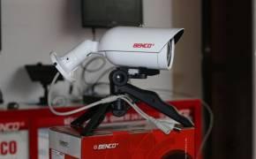 Demo camera Ben-1102AHD 2.4