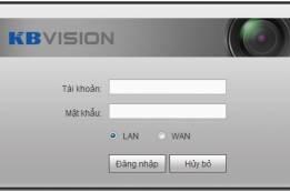 hướng dẫn cài đặt tên miền miễn phí của hãng kbvision