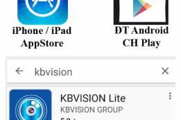 Hướng dẫn thêm tên miền vào phần mềm KBVIEW L