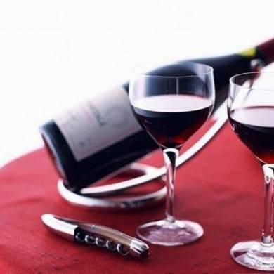 Quy trình làm rượu vang từ nho đỏ