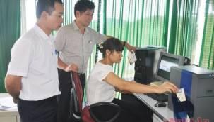 Bước đột phá trong cấp, đổi giấy phép lái xe tại Nghệ An