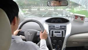 Từ 1/7 chấm điểm tự động khi thi sát hạch lái xe ô tô trên đường
