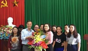Toạ đàm kỷ niệm 87 năm ngày thành lập Hội LHPN Việt Nam (20/10/1930- 20/10/2017)