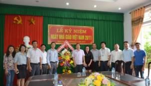 Tọa đàm kỷ niệm ngày nhà giáo Việt Nam 20-11