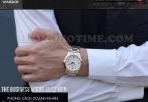 Đồng hồ Binger chính hãng, tạo nên giá trị đích thực cho phái mạnh