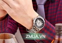Đồng hồ Carnival của nước nào? Có ưu điểm gì vượt trội?