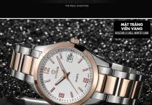 Shop bán đồng hồ nam chính hãng nào uy tín tại Hà Nội