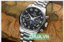 Đồng hồ đeo tay nam CARNIVAL 8687G-02 Đẳng Cấp Vượt Trội