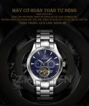 Đồng Hồ Đeo Tay Nam Chính Hãng AIERS B160G-01 Máy Cơ Tự Động Chuẩn Xác