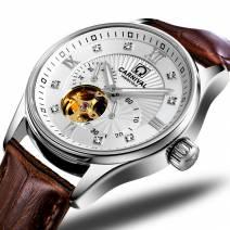 Đồng hồ dây da nam cao cấp CARNIVAL 7612G-02 phong cách doanh nhân