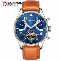Đồng Hồ Cơ Nam Carnival 8783G-09 Phong Cách Thời Thượng