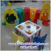 Bộ Bàn Ghế Trẻ Em BTE05