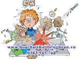 Danh mục hóa chất THCS
