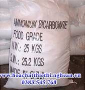 Amonium Bicarbonate – NH4HCO3