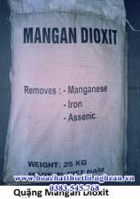 Mangan-dioxit-MnO2