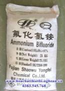 Amoni biflorua ( Chất làm mờ gương kính - NH4HF2 )