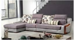 Sofa vải nhập khẩu mã 8616#