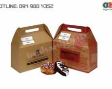 Ứng dụng của giấy kraft trong bao bì sản phẩm