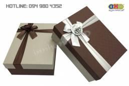 Làm hộp quà tặng đẹp, giá rẻ nhất tại Hà Nội