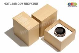 Xưởng làm hộp giấy kraft chuyên nghiệp, nhanh, giá rẻ tại Ngã Tư Sở