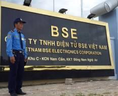 Bộ ảnh vệ sĩ INVICO bảo vệ mục tiêu