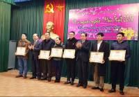 Hưng Nguyên hội nghị ủng hộ người nghèo đón tết cổ truyền Mậu Tuất 2018