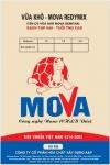Vữa xây, trát, phun, phủ sàn - Mác 50# Mova Redymix 5.0