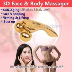 Dụng cụ massage 3D mặt Vline và giảm béo toàn thân