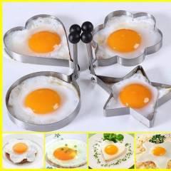 khuôn chiên trứng inox
