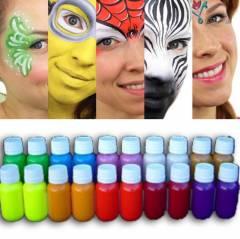 Màu Hoá Trang Face & Body Painting