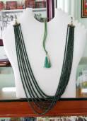 Vòng Cổ Emerald-Ngọc Lục Bảo tự nhiên