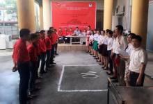 Ngày hội kỹ thuật thi tay nghề giỏi tại Phú Sơn