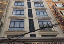Công trình cửa khách sạn FRAGUA HOTEL
