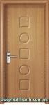 Cửa gỗ MDF chống ẩm phủ PVC WL-Y995