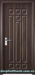 Cửa gỗ MDF chống ẩm phủ PVC WL-Y996