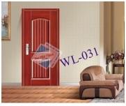 Cửa gỗ MDF phủ Veneer Wangli WL-031