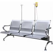 Ghế phòng chờ có cọc truyền GPC02-3