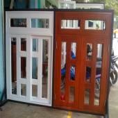 Cửa nhôm Việt Nhật hệ 100