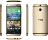 HTC ONE M8 GOLD ( NEW 99%)