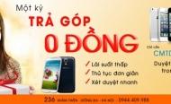 Mua iPhone trả góp tại Hà Nội